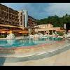 Fine settimana wellness a Visegrad all'Hotel Silvanus piscina esterna