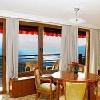 Vista dell'Ansa del Danubio dall'Hotel Silvanus di Visegrad