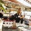 Drinkbar dell'Hotel Silvanus a Visegrad con specialità di cocktail