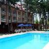 Piscina all'aperto - Hotel Korona Siofok - albergo 3 stelle sulle rive del Lago Balaton