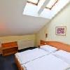 Camera doppia a prezzi economici all'Hotel Sissi a Budapest