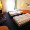 Camera triple all'Hotel Sissi - albergo 3 stelle nel cuore di Budapest