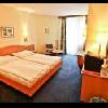Camera doppia dell'Hotel Sissi a Budapest
