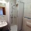 Bagno privato all'Hotel Sissi nel distretto IX di Budapest