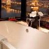 5* Sofitel szálloda luxus fürdőszobája Budapesten