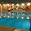 Wellness Pool in the city centre of Budapest in the 5 star luxury hotel Sofitel Chain Bridge Budapest