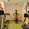 Szalajka Liget**** La sala fitness del Wellness Hotel a Szilvasvarad