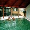 Piscina termale dell'hotel termale Aqua a Mosonmagyarovar