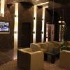 4* L'elegante caffetteria dell'hotel ThermalCrystal Aqualand a Rackeve