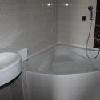 Hotel Termal Kristaly bellissimo bagno con doccia o vasca in Rackeve