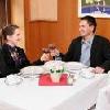 Il ristorante dell'hotel termale Liget - ristorante Erd - hotel recentemente rinnovato a Erd