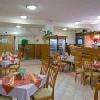 3* ristorante termale dell'Hotel Mosonmagyarovar con prelibatezze