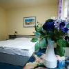 Camera doppia romantica all'Hotel Thomas a Budapest