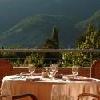 Thermal Hotel Visegrad Terrazza vista panoramica sull'ansa del Danubio