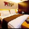 Camera doppia dell'Hotel Abacus hotel di wellness a Herceghalom