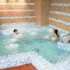 Jacuzzi - Hotel Aranyhomok - Albergo di benessere a Kecskemèt