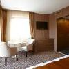 Hotel Millennium - camera doppia dell'Hotel Millennium nel centro di Pecs