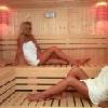 Sauna finlandese all'Hotel Millennium - fine settimana benessere a Pecs