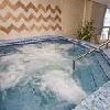 Jacuzzi all'Hotel Rubin - albergo 4 stelle a Budapest con centro conferenze