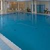 Piscina dell'Hotel Rubin a Budapest, albergo 4 stelle : centro conferenze e centro benessere a Budapest
