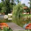 Laghetto a Bikacs - Hotel Zichy Park - vacanze per le famiglie a Bikacs