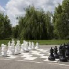 Hotel Zichy Park - ricreazione all'Hotel Zichy Park a Bikacs - scacchi